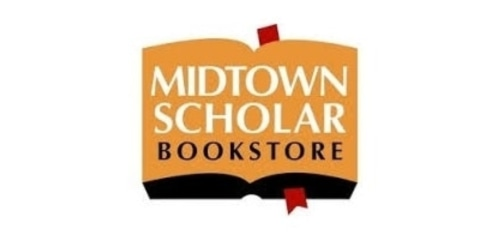 Midtown Scholar Bookstore coupon