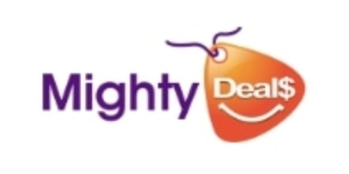 MightyDeals.com coupon