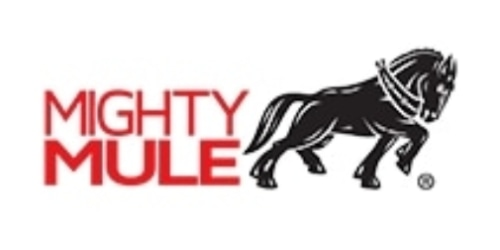 Mighty Mule coupon