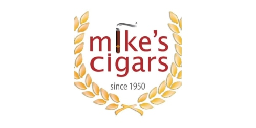 Mike's Cigars coupon