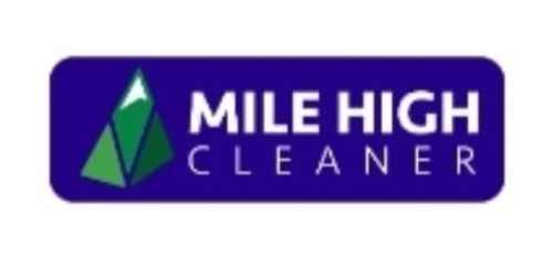 Mile High Cleaner coupon