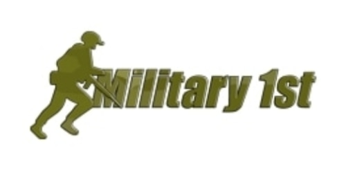 Military 1st coupon