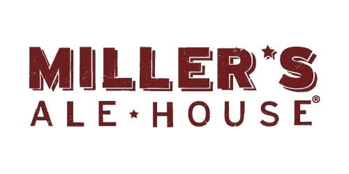 Miller's Ale House coupon