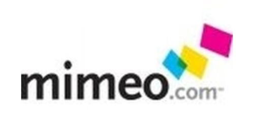 Mimeo coupon
