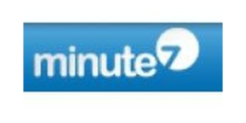 Minute7 coupon