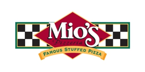Mio's Pizza coupon