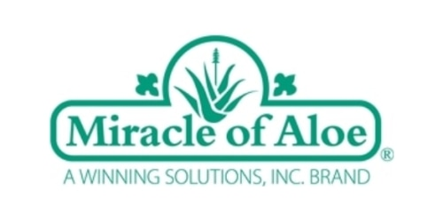 Miracle of Aloe coupon