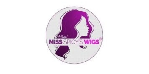 Miss Spicy's Wigs coupon