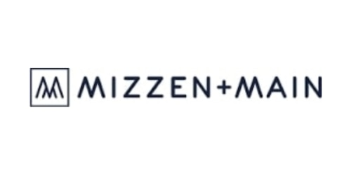 Mizzen + Main coupon