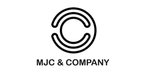 MJC & Company coupon
