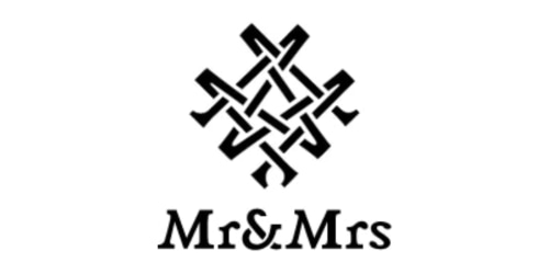 Mr & Mrs Italy coupon