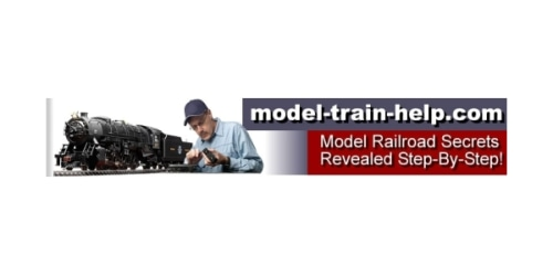 Model Train Help coupon