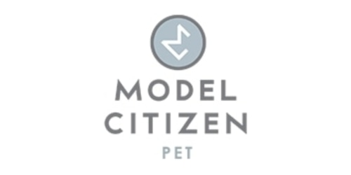 Model Citizen Pet coupon