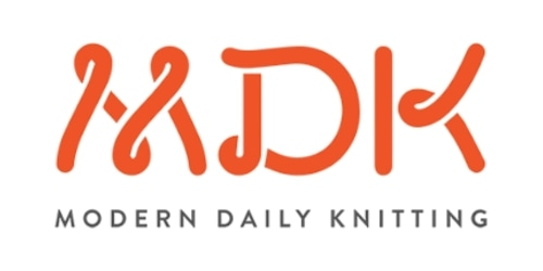Modern Daily Knitting coupon