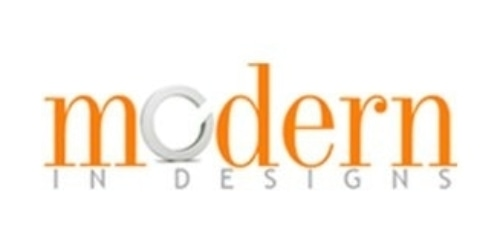 Modern In Designs coupon