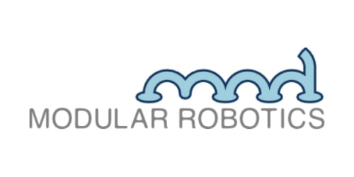 Modular Robotics coupon