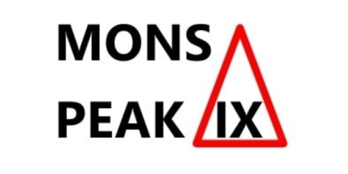 Mons Peak IX coupons