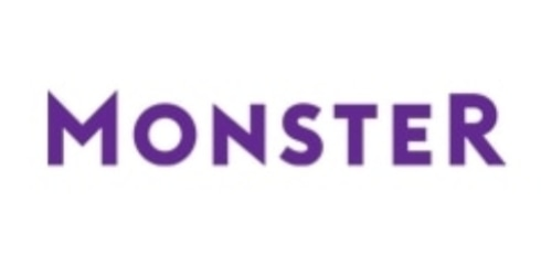 Monster Jobs coupon