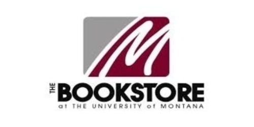 University of Montana Bookstore coupon
