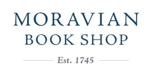Moravian Book Shop coupon