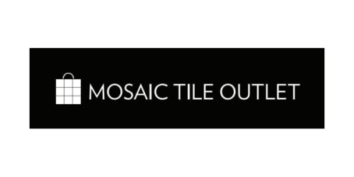 Mosaic Tile Outlet coupon
