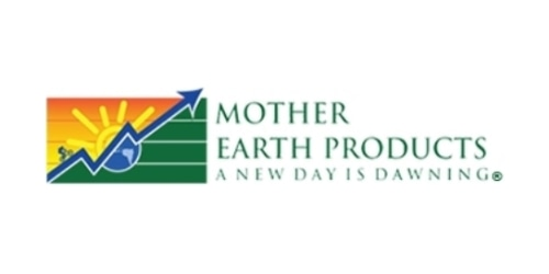 Mother Earth Products coupon