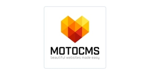 MOTOCMS coupon