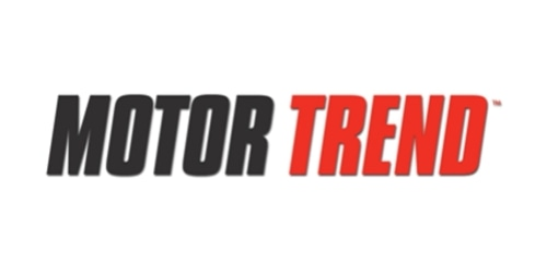 Motor Trend coupon