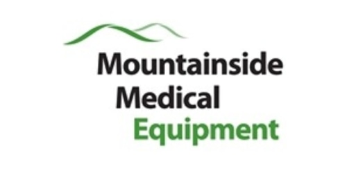 Mountainside Medical Equipment coupon