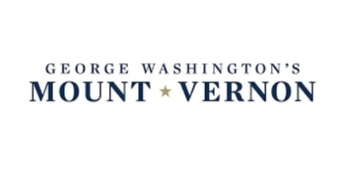 George Washington's Mount Vernon coupon