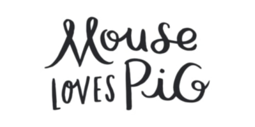 Mouse Loves Pig coupon