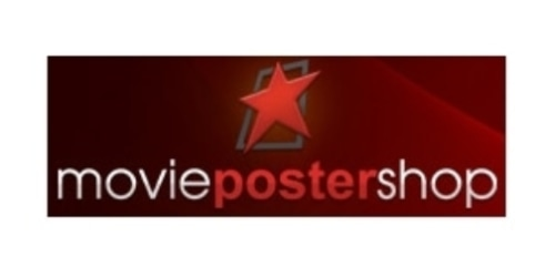 Movie Poster Shop coupon