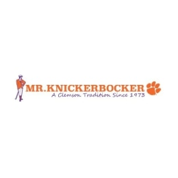 Mr. Knickerbocker