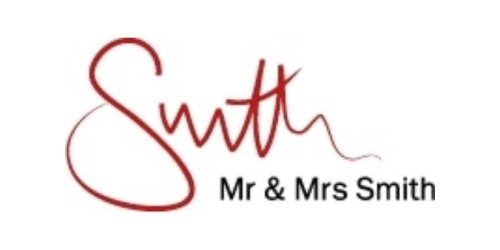 Mr and Mrs Smith coupon