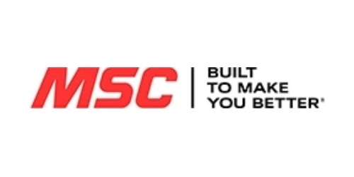 MSC Industrial Supply UK coupon