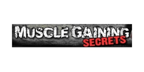 Muscle Gaining Secrets coupon