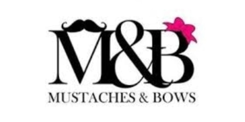 Mustaches & Bows coupon