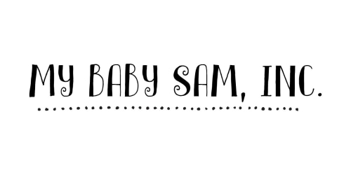 My Baby Sam coupon