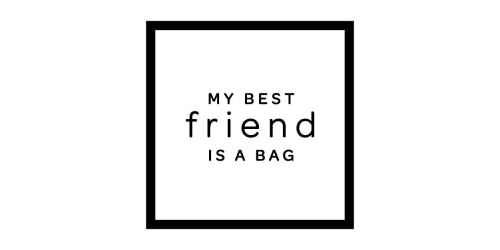 My Best Friend Is A Bag coupon