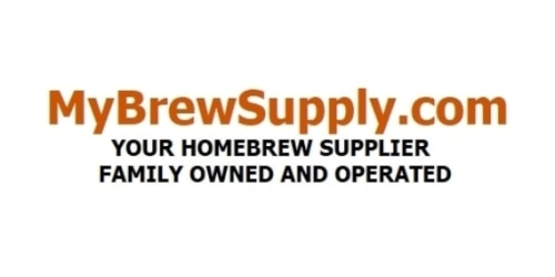 My Brew Supply coupon