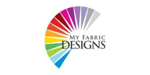 My Fabric Designs coupon