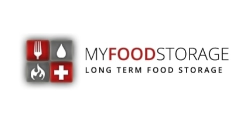 My Food Storage coupon