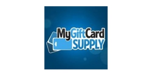 MyGiftCardSupply coupon