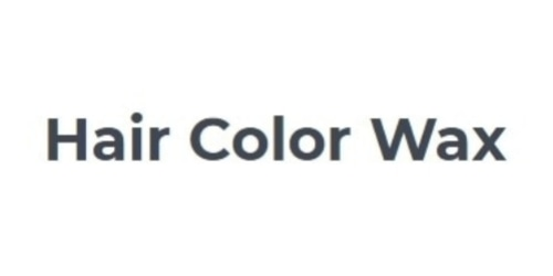 Hair Color Wax coupon