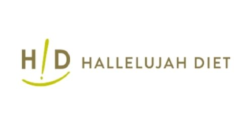 Hallelujah Diet  coupon