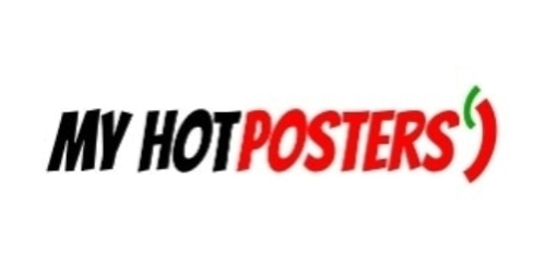 My Hot Posters coupon