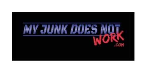 My Junk Does Not Work coupon