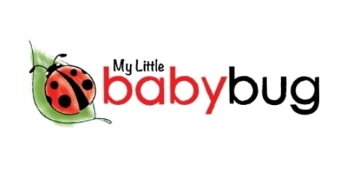 My Little Baby Bug coupon