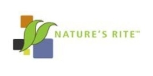 Nature's Rite Products coupon