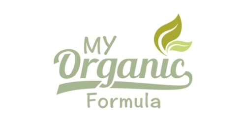 My Organic Formula coupon